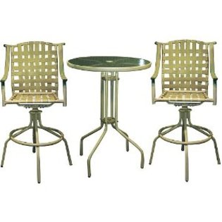 Wonderful Bar Height Patio Furniture