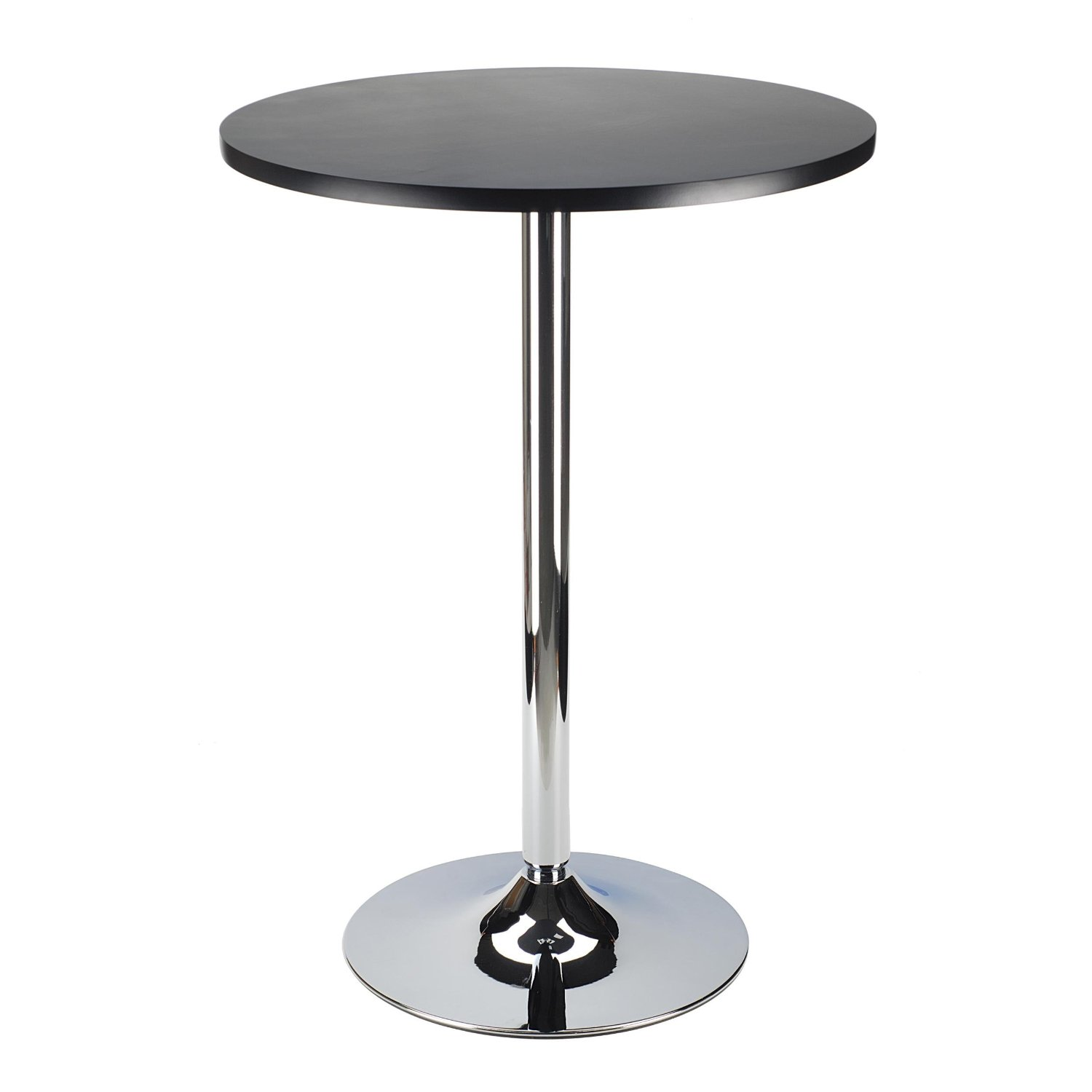 Round High Top Table Used And Chairs For