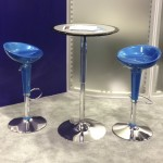 4 Reasons High Top Tables Are Perfect for Trade Show Booths