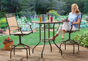 Castlecreek Bar Height Patio Furniture Set
