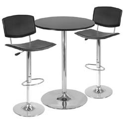 High Top Bar Table Set